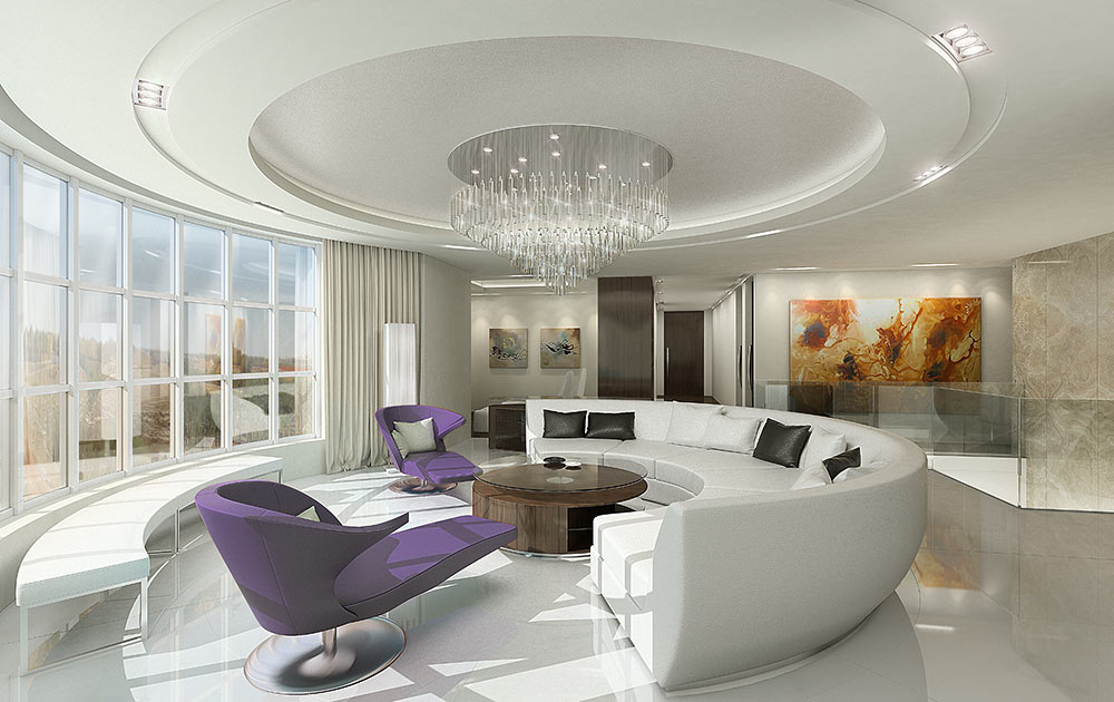 Riyadh villa residential studio international for Villa rose riyadh interior design