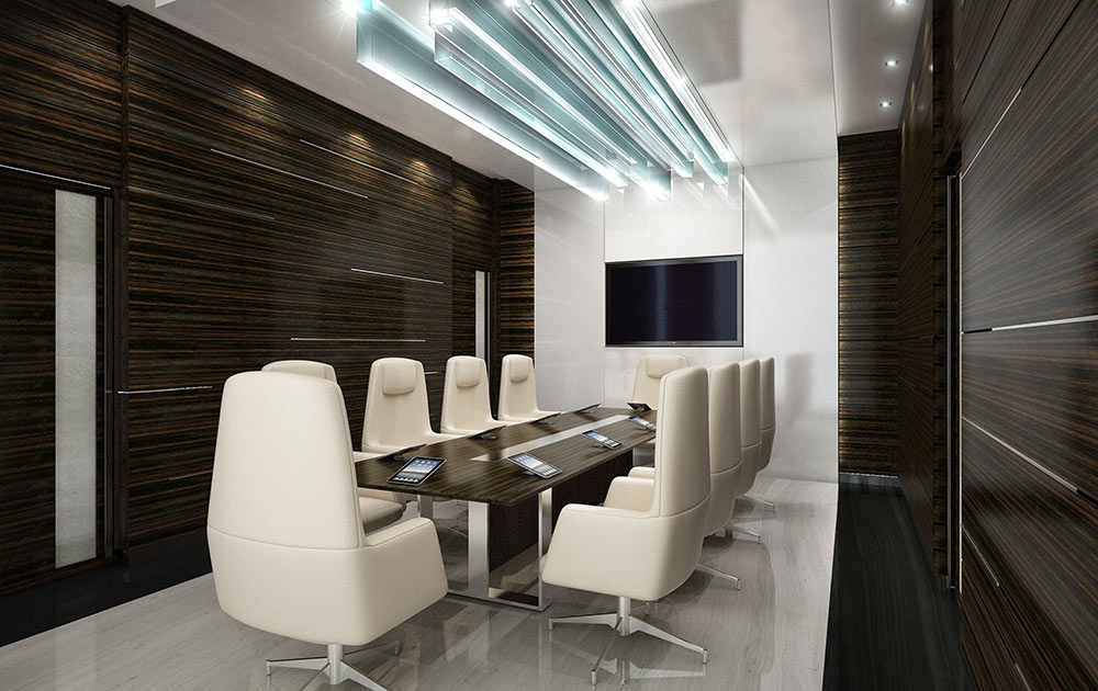 Private Executive Office Commercial Studio International